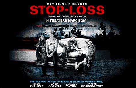 sambata e zi de filmuri stop loss 2008 resboiu