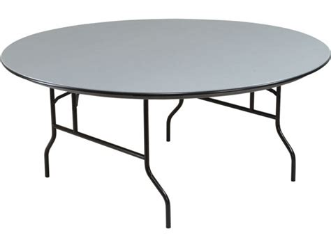 banquette with round table round lightweight folding banquet table