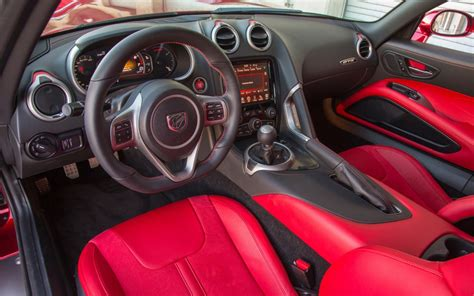 Viper Acr Interior by Get Ready For The New Dodge Viper Acr Car List