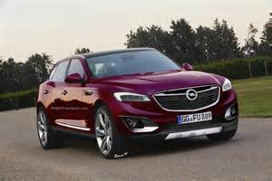 Opel Crossover Future Opel Vauxhall Crossover Details Gm Authority