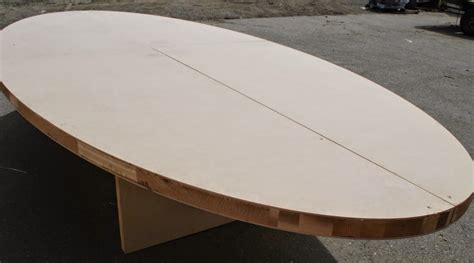cut torsion box composite plywood honeycomb panels into