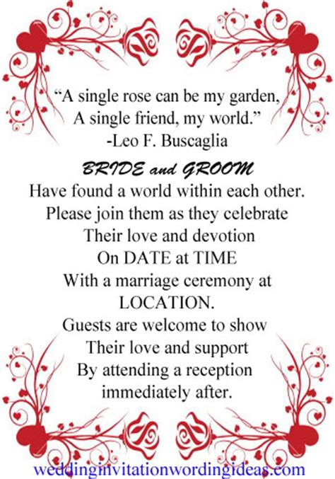wedding invitation quotes sayings wedding invitation verses and quotes quotesgram