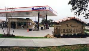 Randalls Gas Station General Contractor