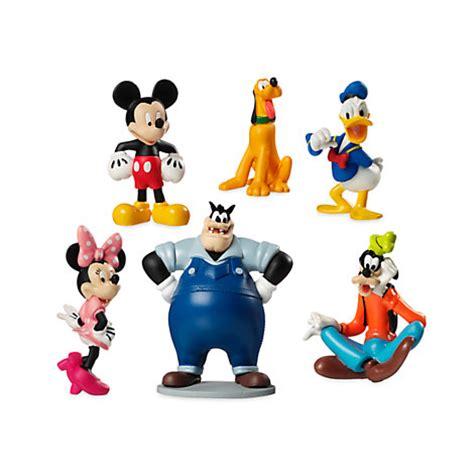 la casa di topolino gioco set da gioco personaggi la casa di topolino