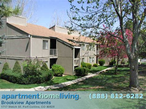 Appartments In Fort Collins by Brookview Apartments Fort Collins Apartments For Rent