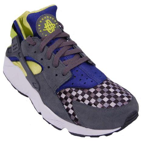 Sepatu Air Huarache Grey nike air huarache grey venom green