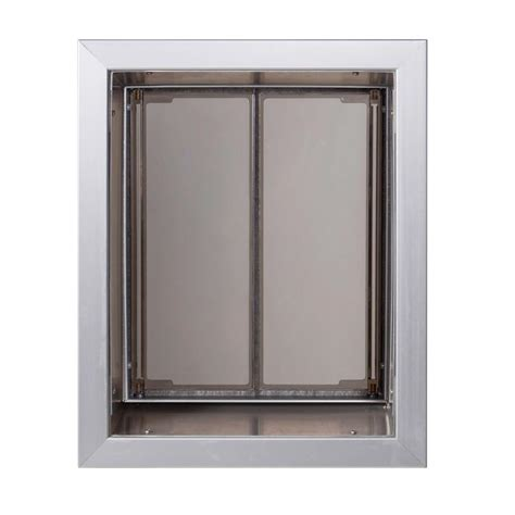 plexidor performance pet doors 11 3 4 in x 16 in wall