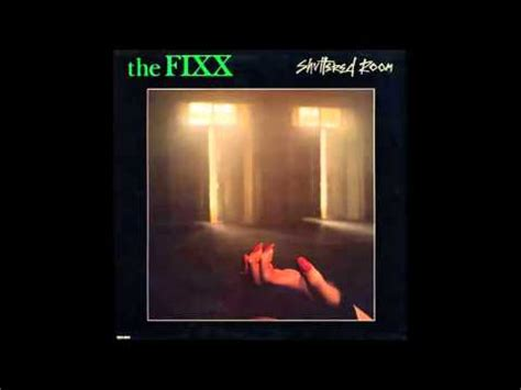 The Fixx Shuttered Room by The Fixx The Strain 1982
