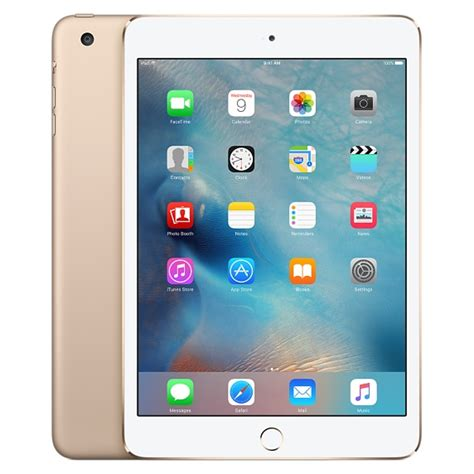 Apple Mini 3 64gb general 252 berholtes mini 3 wi fi 16 gb gold apple de