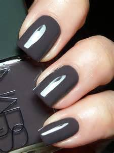grey nail color 25 best ideas about grey nail on