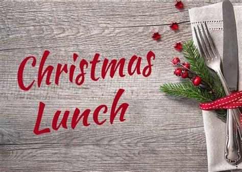 christmas day lunch at bramham village hall bramham