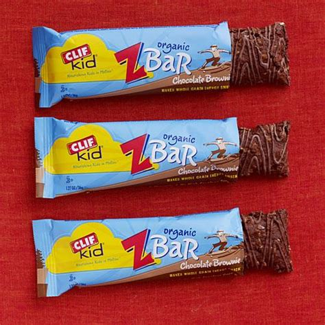 Top Energy Bars by Best For Clif Z Bars Zeroing In On The Best Energy