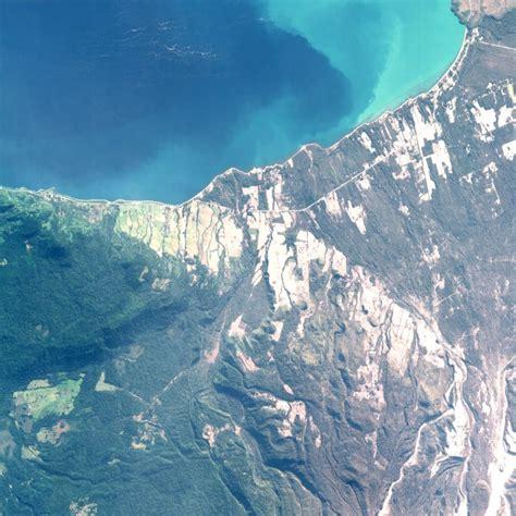 imagenes satelitales volcan calvuco la fach entreg 243 nuevas fotos satelitales del volc 225 n