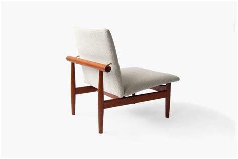 ottoman japan finn juhl model 137 japan chair and ottoman circa 1953 at