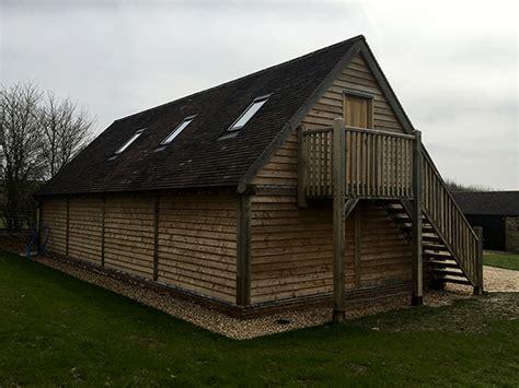 bay room  garage workshop byfield shires oak