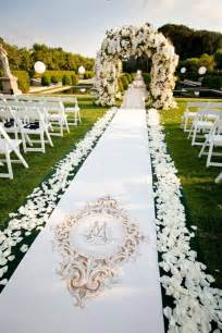 gorgeous wedding ceremonies the magazine