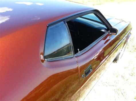 1973 Ford Mustang Sportsroof Fastback Mach 1 Burnt Orange For Sale Used Cars For Sale 1973 Ford Mustang Sportsroof Fastback Mach 1 521ci 1972 1971 1970 1969 1968 1967