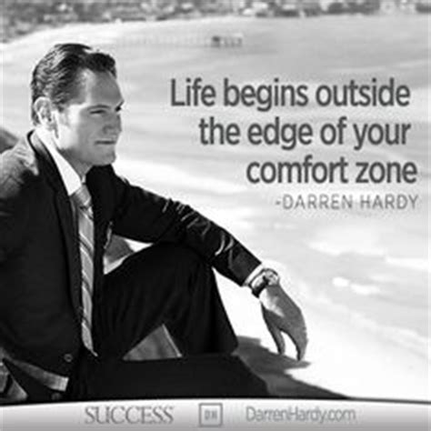 life begins outside your comfort zone life begins outside the edge of your comfort zone darren