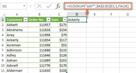 vlookup tutorial xls excel vlookup tutorial for beginners with formula exles