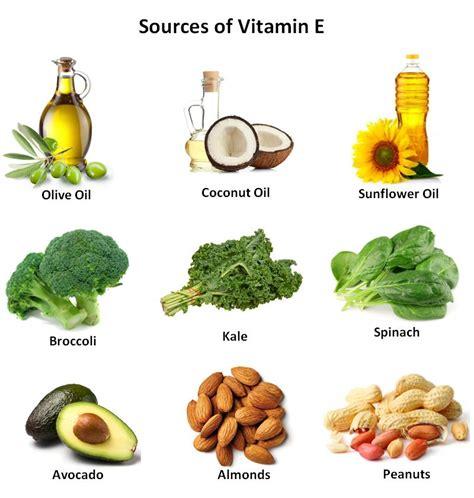 Suplemen Vitamin E vitamin e foods supplements deficiency benefits side