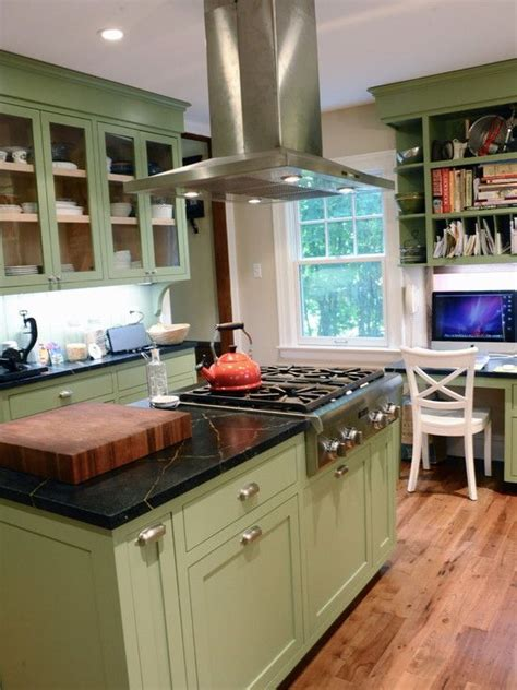 Light Green Kitchen Cabinets 11 Best Images About Green Kitchen Cabinets On
