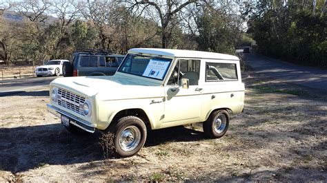 For Sale Craigslist by Early Ford Bronco For Sale Craigslist