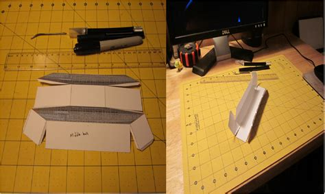 Papercraft Tutorial - papercraft tutorial 3 by enc86 on deviantart
