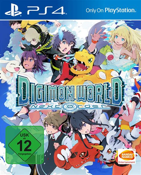Ps4 Digimon World Next Order Reg 3 digimon world next order western box updated gematsu
