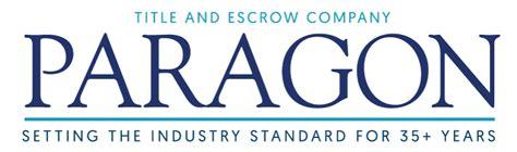 settlement directory paragon title
