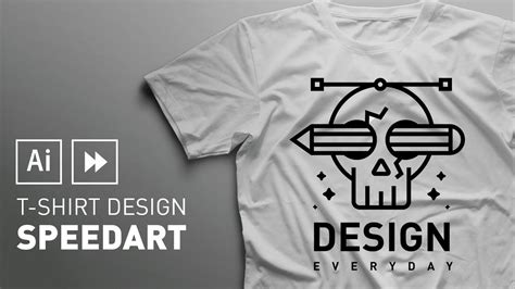 t shirt design maker youtube t shirt design adobe illustrator speedart youtube