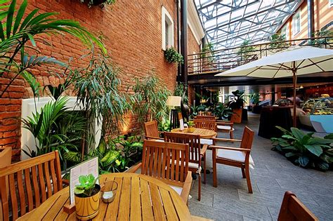 Garden Cafe by Sokos Hotel Palace Bridge Photo Gallery