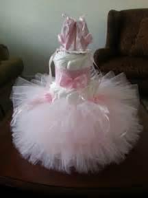 tutu baby shower decorations three tier pink tutu cake ballerina baby shower