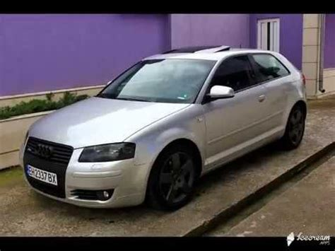 Audi A3 8p Bj 2004 by Audi A3 8p 2 0tdi S Line 140hp 2004 Youtube