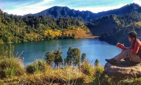 gambar danau ranu kumbolo tulungagung biaya perjalanan