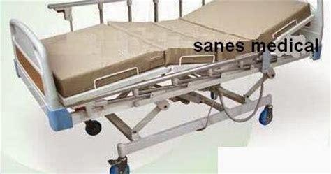 Tempat Tidur Electric sanes spesifikasi dan gambar tempat tidur hospital bed electric ranjang pasien rumah sakit