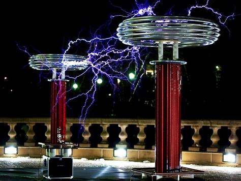 tesla coil the awesome power of musical tesla coils synthtopia