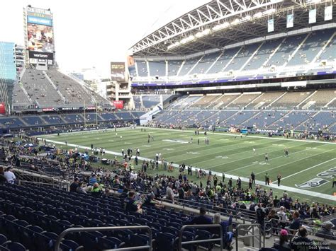 What Sections Are Covered At Centurylink Field by Centurylink Field Section 229 Seattle Seahawks