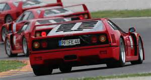 F40 Owners The F40 Has Still Got It According To An Opinion Poll