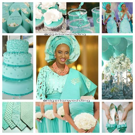 aqua green wedding ideas nigerian wedding aqua wedding color jpg wedding ideas