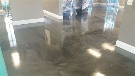 photos of epoxy floor coating materials turning point