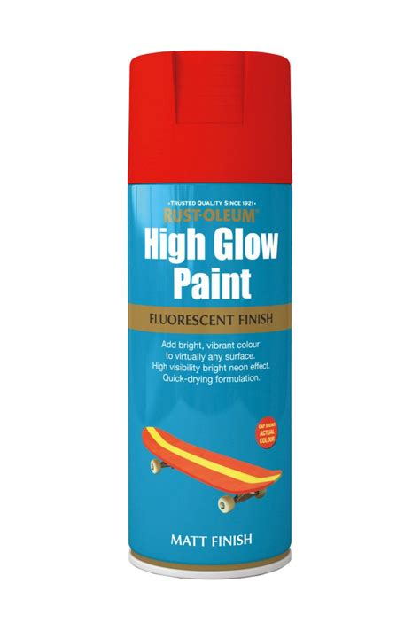 glow in the spray paint yellow high glow paint 187 rustoleum spray paint 187 www