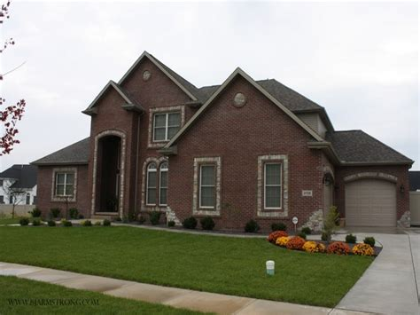 home exterior design brick brick home exterior red brick home exterior view brick
