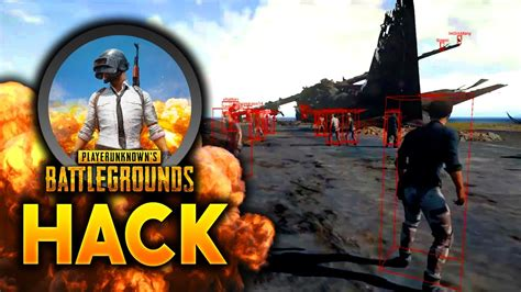 insane pubg hack showcase wallhack and aimbot how to
