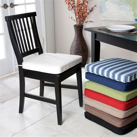 Seat Cushions Dining Room Chairs Large And Beautiful Large Dining Room Chair Cushions