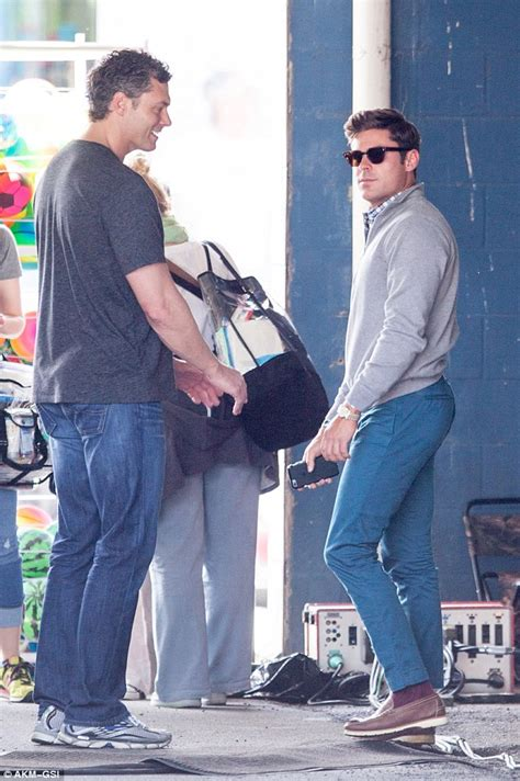 Zac Efron Hires Security Guard by Zac Efron Flashes Toned Torso As He