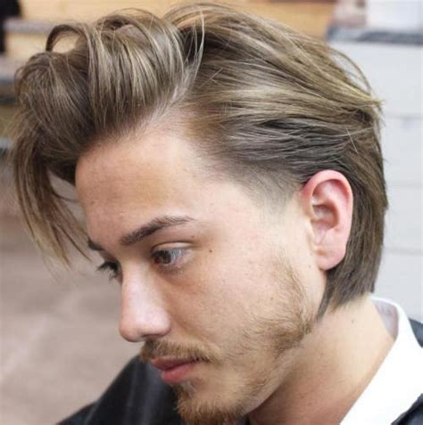 hairstyles for dirty blonde guys 50 stately long hairstyles for men