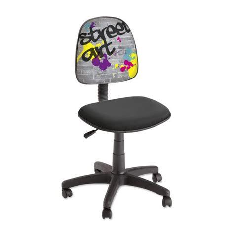chaise de bureau enfant chaise de bureau enfant imprim 233 e quot