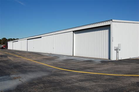 Hangar Shed by Craig Field Airport And Industrial Authority