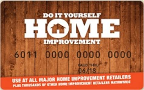 buy do it yourself home improvement gift card do it