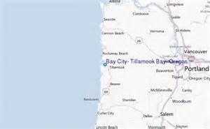 bay city tillamook bay oregon tide station location guide